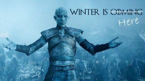 inverno è arrivato trono spade casa