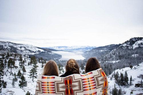 accessori-inverno- sciarpa- plaid- marzo neve