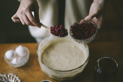 fare - torta- come - raddrizzare - karma