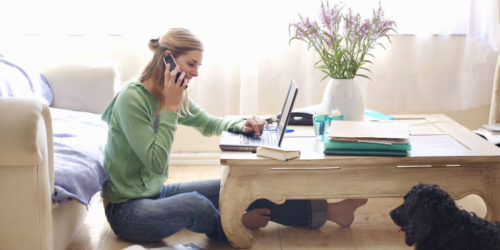 lavorare da casa- produttivi- non imbruttirsi