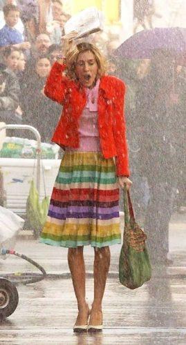 pioggia- ombrello- carrie- raddrizzare- karma- come fare