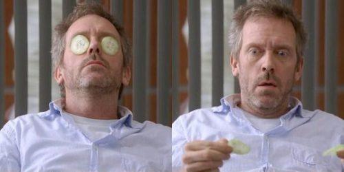 cetrioli - relax- occhi - occhiaie- rimedi