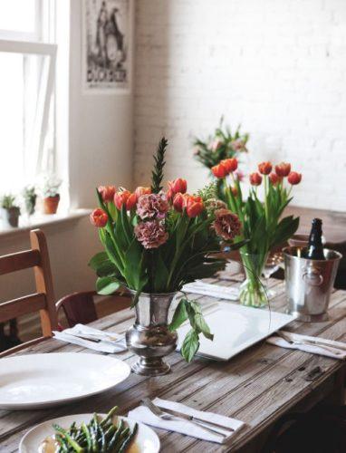 fiori- casa- tavolo