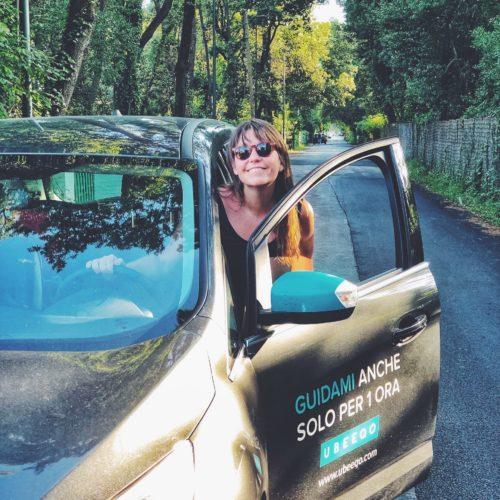 noleggio macchina week end car sharing ubeeqo
