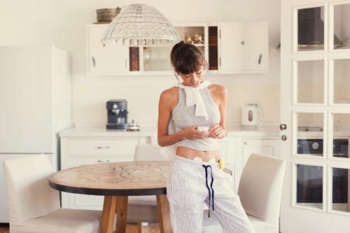 dolori mestruali- come - alleviare- no- farmaci- metodi livia