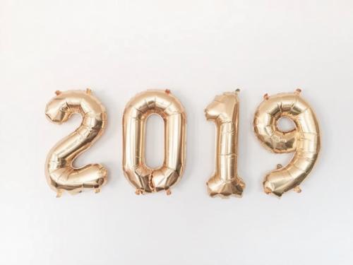 anno nuovo- buon - propositi- lista- cose da fare bye bye 2018 2019