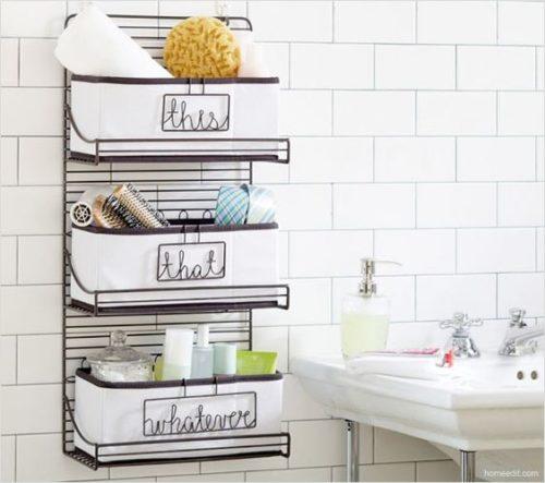 ordinare- beauty case- collezionare - trousse- bustine