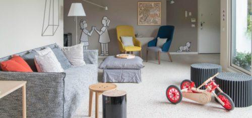 casa-dolce casa- the playful living fuori salone