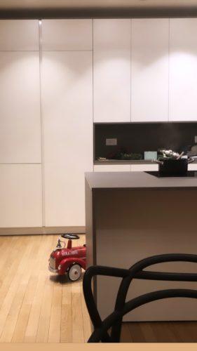 dekton- cucina- piano lavoro- anti graffio - tagliere - sotto pentola