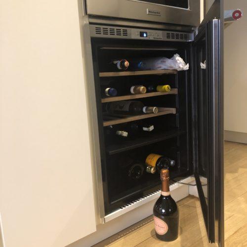 kitchenaid- cantinetta- vino - estate - aperitivo