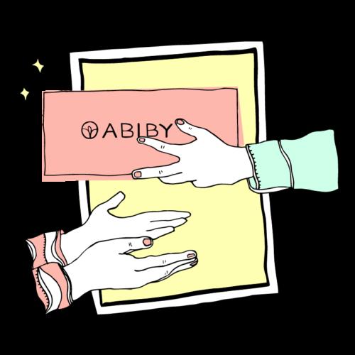 abiby- beauty box- come funziona