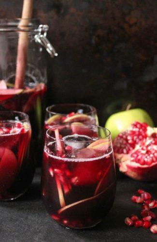 autunno con le bevande giuste