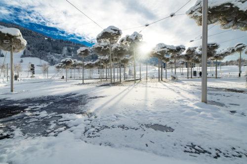 halwattens- swaroski- come realizzare fiocco neve