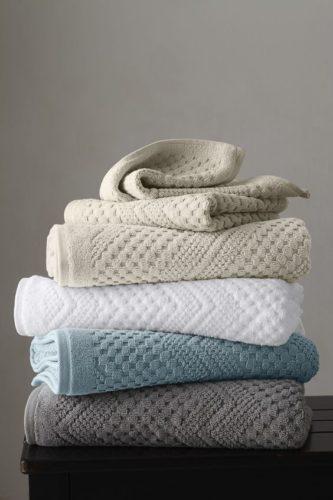 asciugamani- spugne- come sceglierli- grammatura- morbidezza