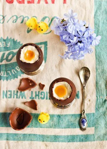 caccia uova pasqua- in casa - come farla