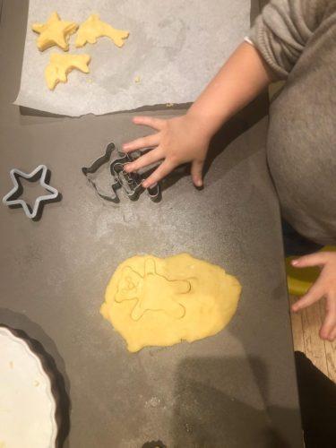 dekton- biscotti- fare- casa- piano di lavoro