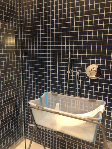 flexi bath stand vaschetta bagnetto stokke