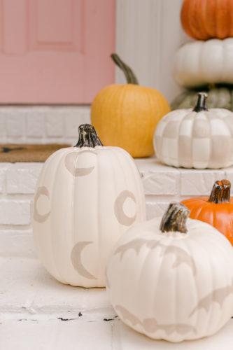 conventional halloween zucche belle decoro no mostruose non si dice piacere