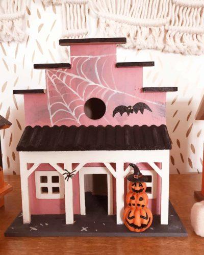 bambini- lavoretti-halloween-decorazioni - villaggio-spooky- non si dice piacere