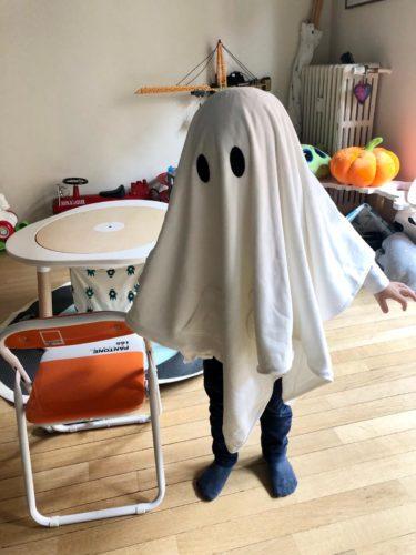 halloween - grazioso - bambini - decorazioni-non si dice piacere