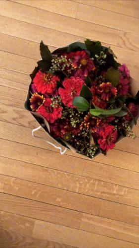 ode fiori bouquet curati belli chic michela pozzato - non di dice piacere