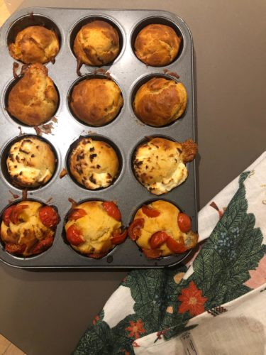 Muffin salati veloci facili ricetta