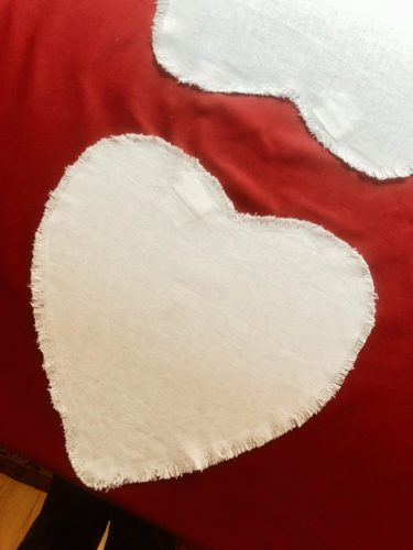 san valentino amore mise en place tavola menu riso scotti non si dice piacere