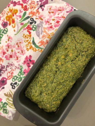 plumcake spinacini -facile- sano - dietetica - veloce- poco calorica- ricetta
