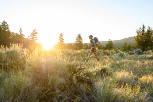 stare aria aperta- camminare- outdoor - osprey