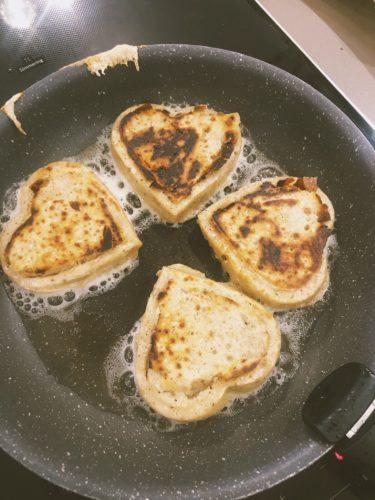 pancake-banana-grano-saraceno - ricetta- non si dice piacere