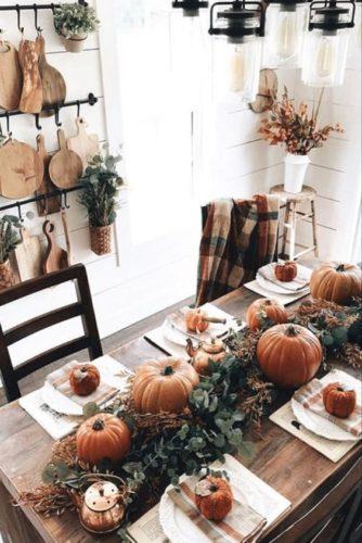 lista cose da fare autunno decorare casa non si dice piacere tisana autunnale tavola
